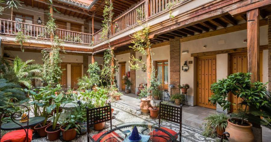 bed and breakfast reservations in Granada