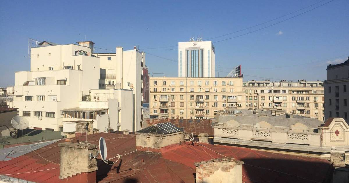 bed and breakfast holiday in Bucharest
