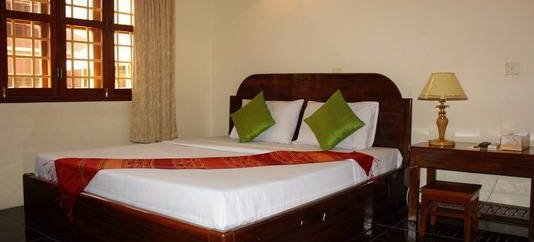 Chenla Guest House, Siem Reap, Cambodia