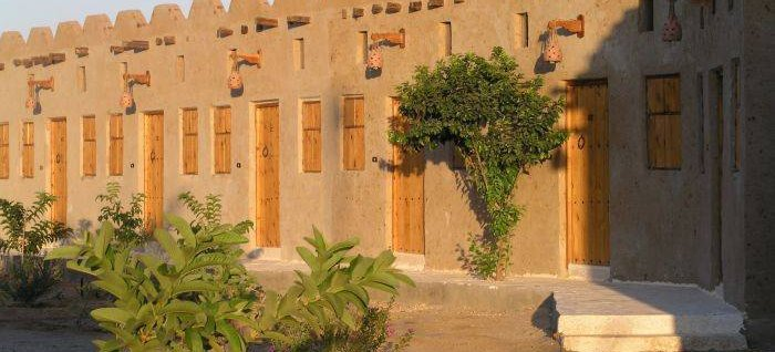 Desert Rose Eco Lodge, Badahl, Egypt