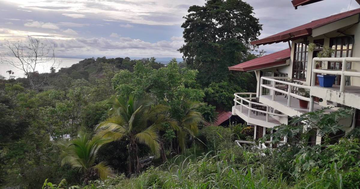 bed and breakfast holiday in Manuel Antonio