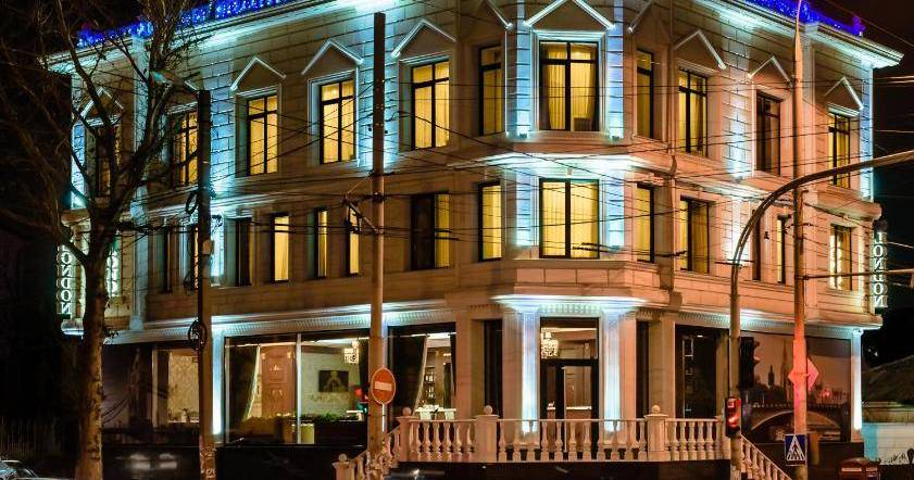 bed and breakfast holiday in Chisinau