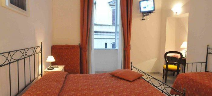 Obelus Bed and Breakfast, Rome, Italy
