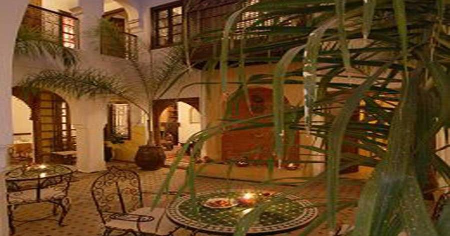 bed and breakfast holiday in Marrakech