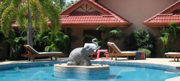 The Happy Elephant Resort, Ban Rawai, Thailand